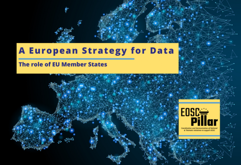 The new European Strategy for Data: the role of EU Member States